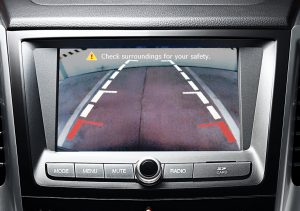 Rearview camera 2